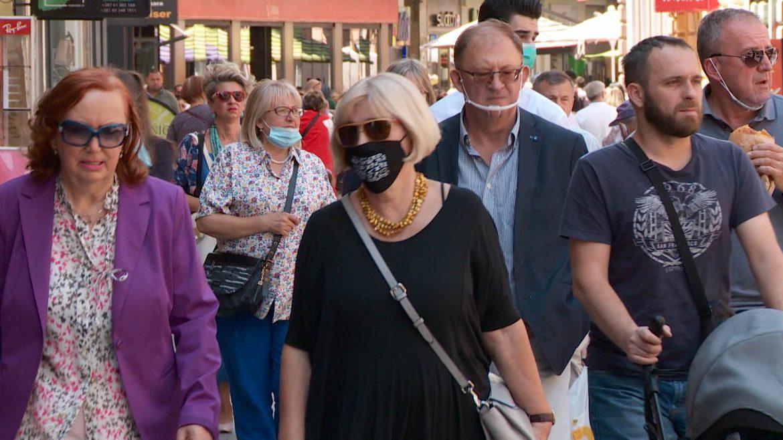 U Srbiji još 3.499 novozaraženih, 17 osoba preminulo