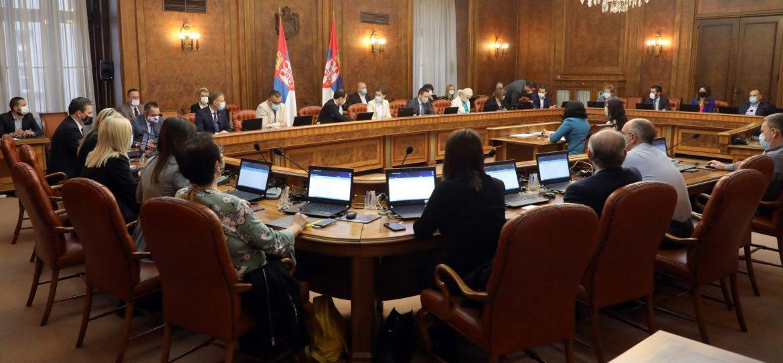 Vlada Srbije usvojila Predlog izmena Zakona o zaštiti stanovništva od zaraznih bolesti