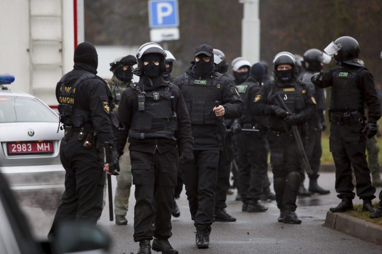 Više od 20 demonstranata uhapšeno u Belorusiji