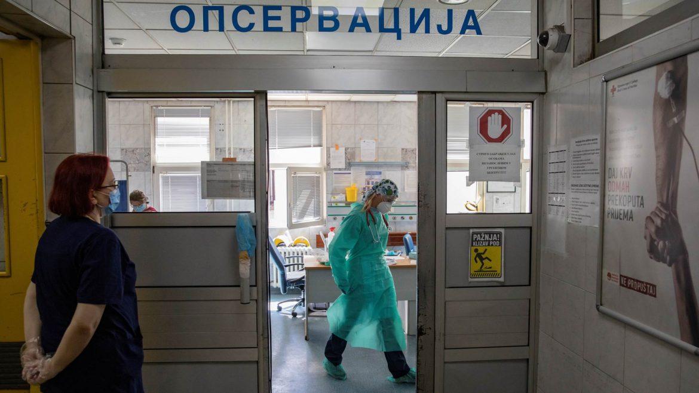 U Srbiji 3.482 novozaražene osobe, 20 preminulo