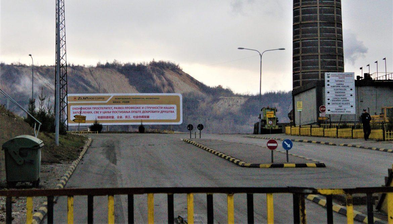 Poginuo kineski radnik kompanije Zidjin u Boru, drugi za sedam meseci