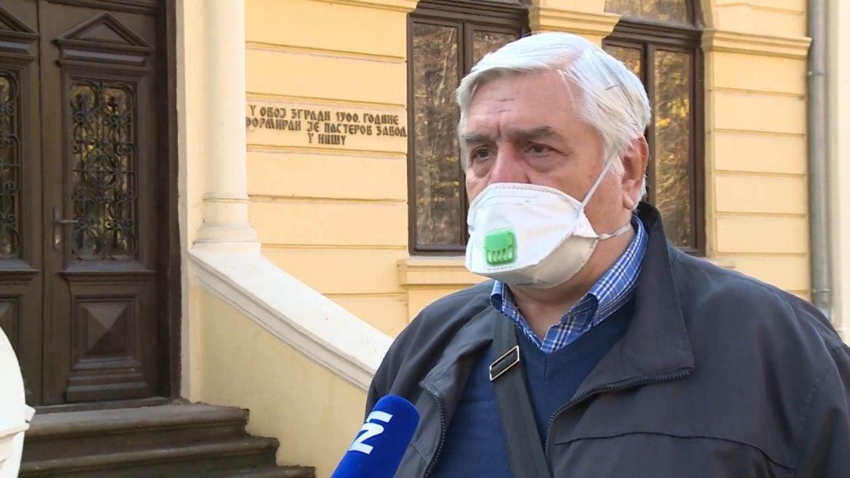 Tiodorović: Do početka decembra moguće zaravniti krivu korone