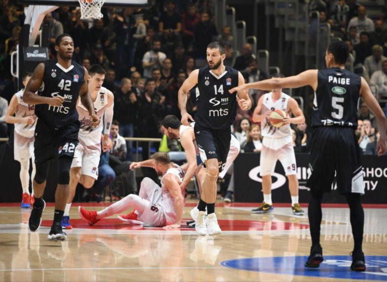 Partizan ponovo slavi