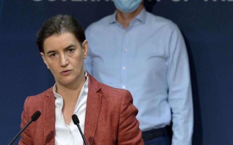 Brnabić: Neki direktori javnih preduzeća će biti smenjeni