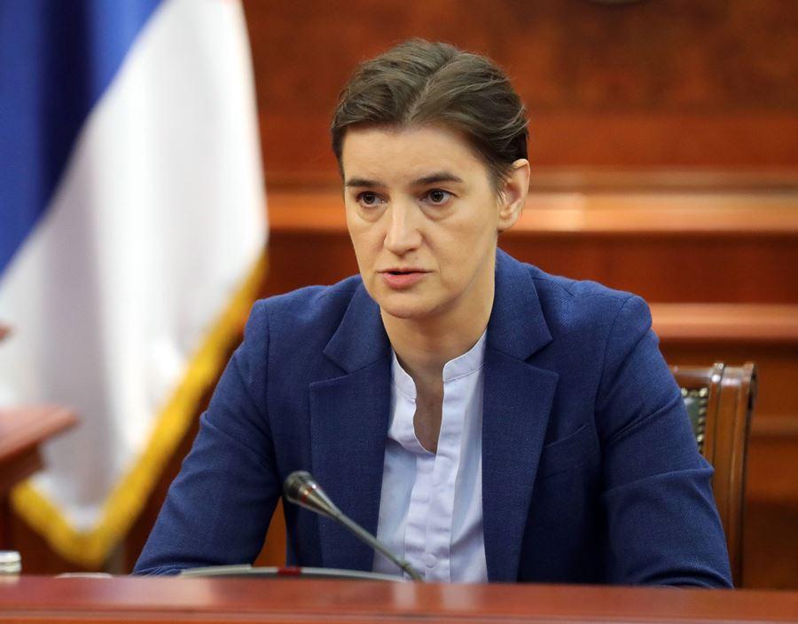 Ana Brnabić: Jačanje odnosa sa SAD, bez obzira na ishod izbora