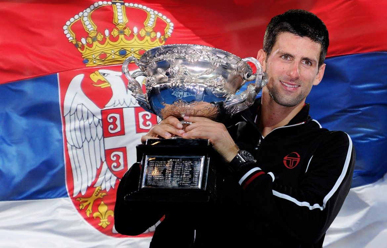 Trofej Novaku Đokoviću