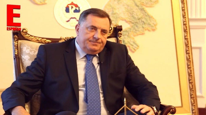 Dodik: Odbiću otvaranje Kancelarije Kosova u Sarajevu