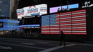 SAD: Zatvaranje birališta