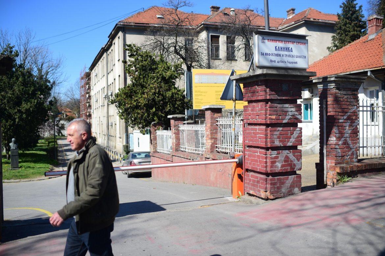 Lončar: Dvoje mladih napalo doktorku na Infektivnoj klinici u Beogradu