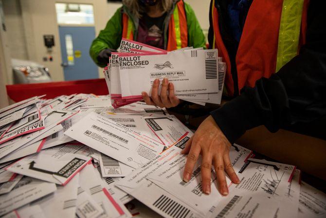 Brojanje glasova u Americi još uvek traje