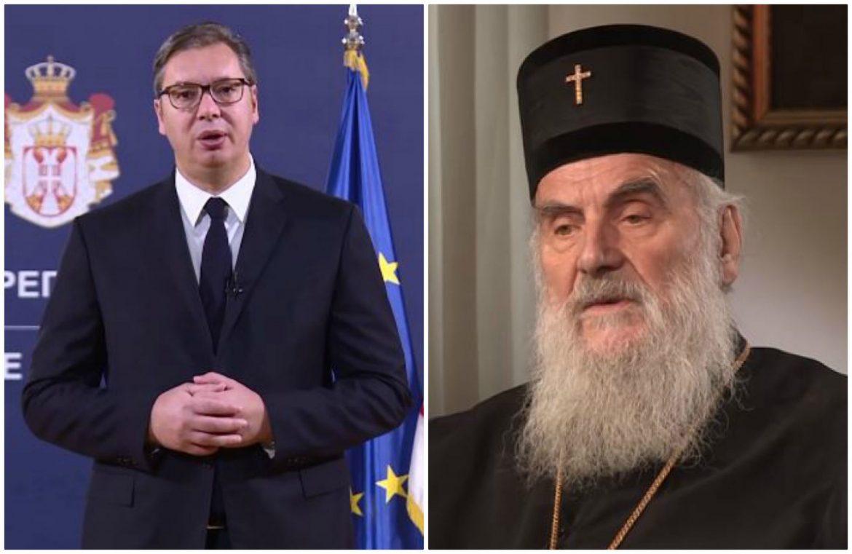 Vučić: Intubiran partijarh Irinej