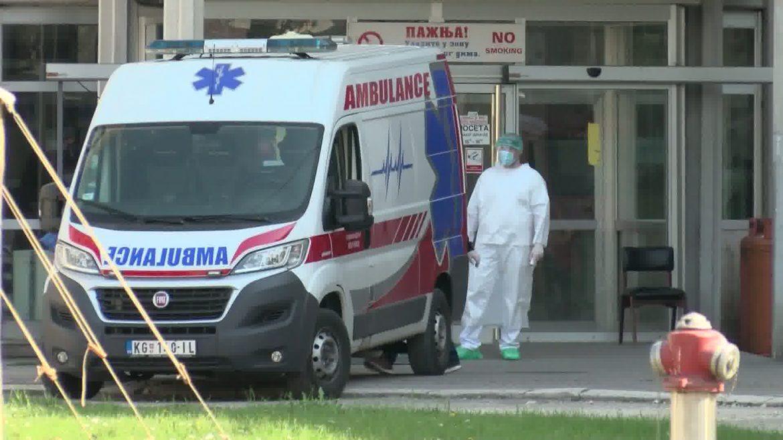 Kragujevac: Još 201 novozaražena osoba