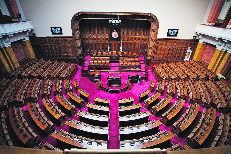Glasanje o rebalansu budžeta u četvrtak