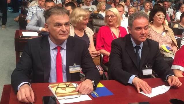 Ministarki Obradović rok do 11. novembra da odluči o legitimnom predstavniku DS