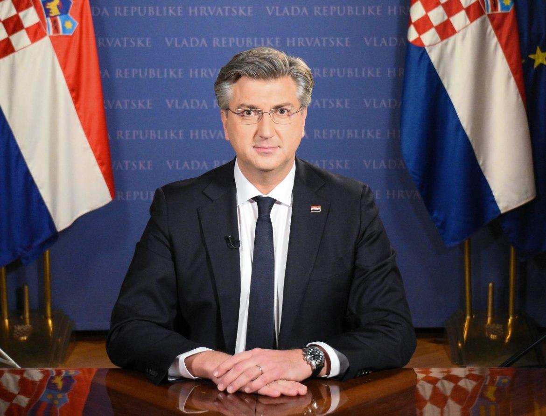 Hrvatska: Plenković pozitivan