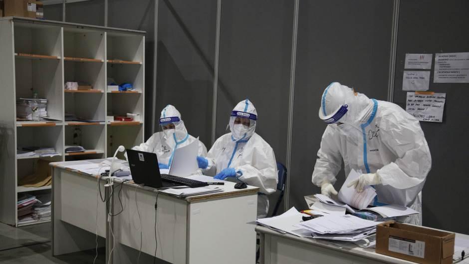 U Srbiji preminulo 14, novozaražene 2.823 osobe