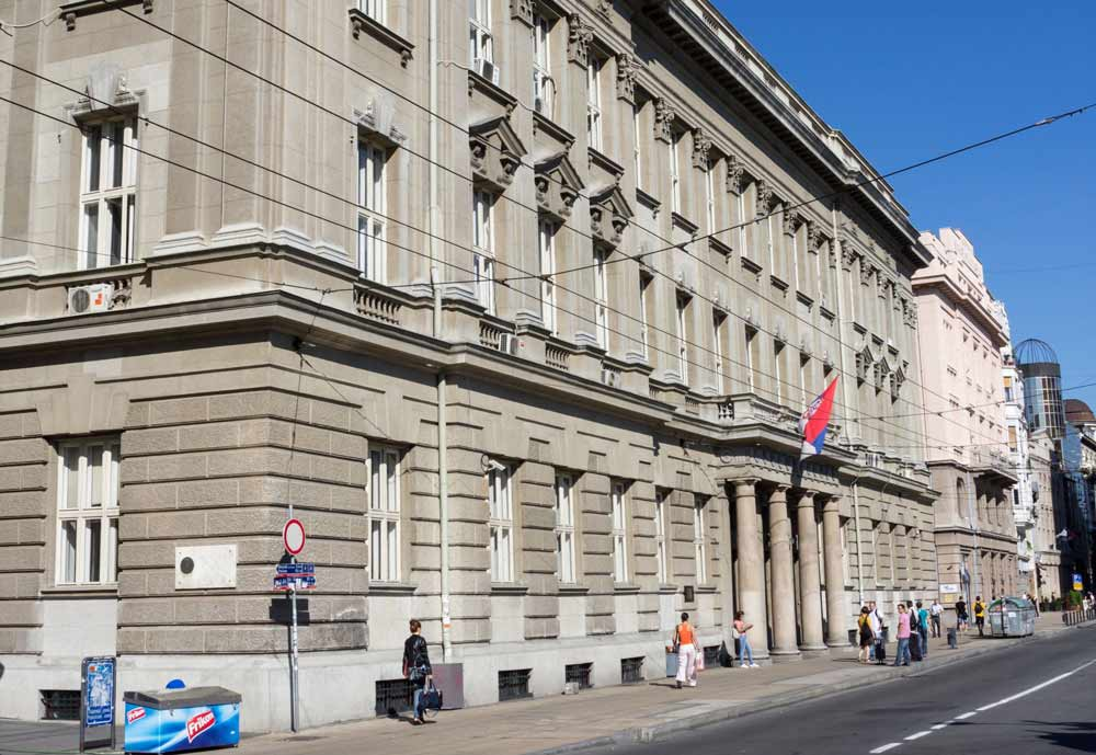 Filološki fakultet: Podnete krivične prijave zbog falsifikovanja dokumenata