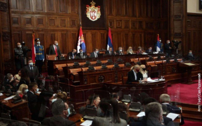 Skupština Srbije usvojila izmene i dopune Zakona o zaštiti stanovništva od zaraznih bolesti
