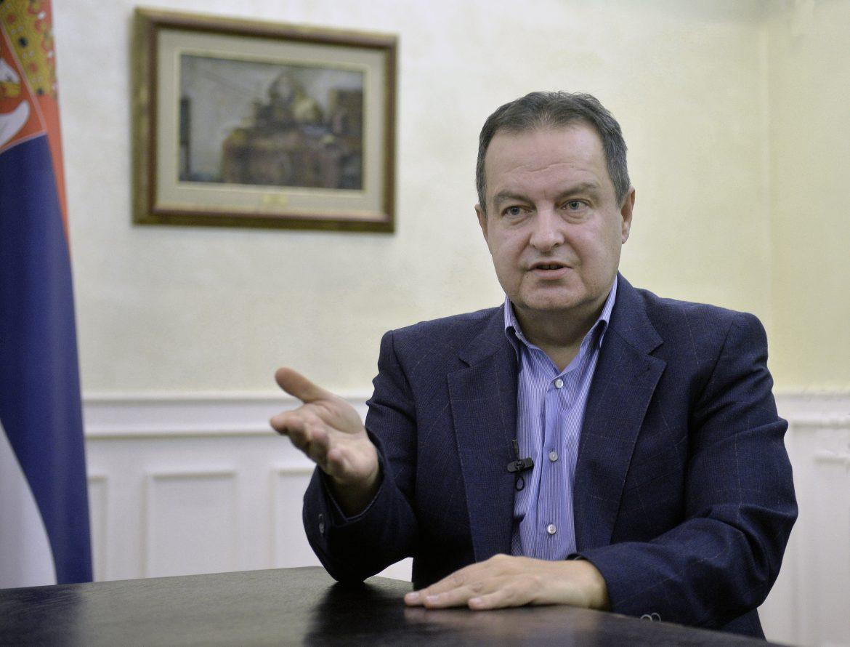 Dačić: Jedan kandidat vlasti za izbore 2022.