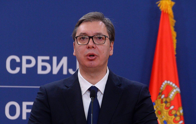 Vučić: U nedelju više od 3 000 obolelih
