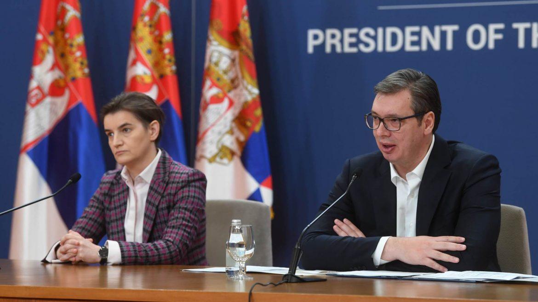 Brnabić: Ponosni smo na rezultate u borbi protiv korone; da smo slušali deo opozicije propali bismo