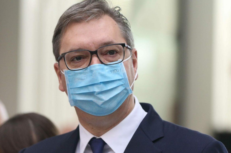 Vučić: Najteži dan od početka epidemije u Srbiji