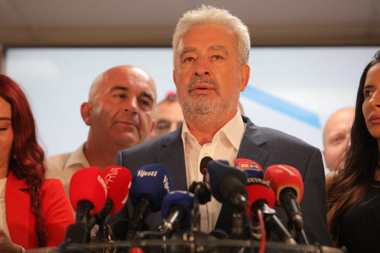 Crna Gora: Krivokapić predložio Vladu
