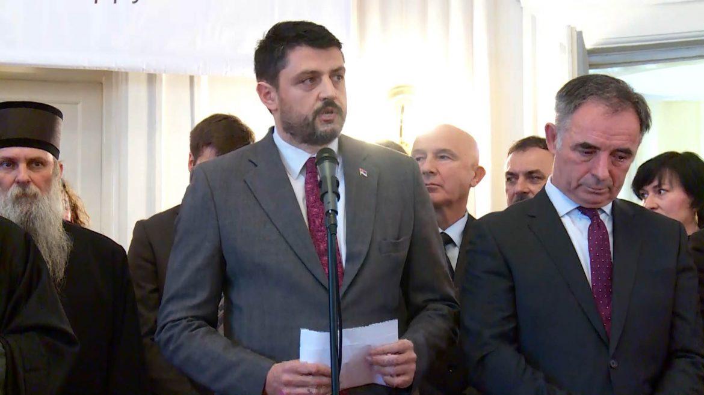 Podgorica proteruje ambasadora Srbije Vladimira Božovića