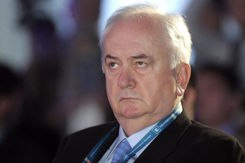 Maljković jedini kandidat za predsednika Olimpijskog komiteta Srbije