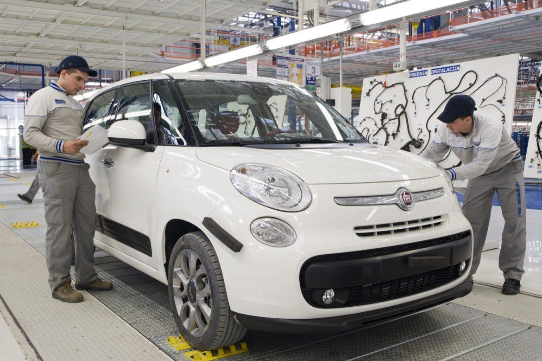 Kragujevac: Završena proizvodnja u Fiat-a 500 L za ovu godinu