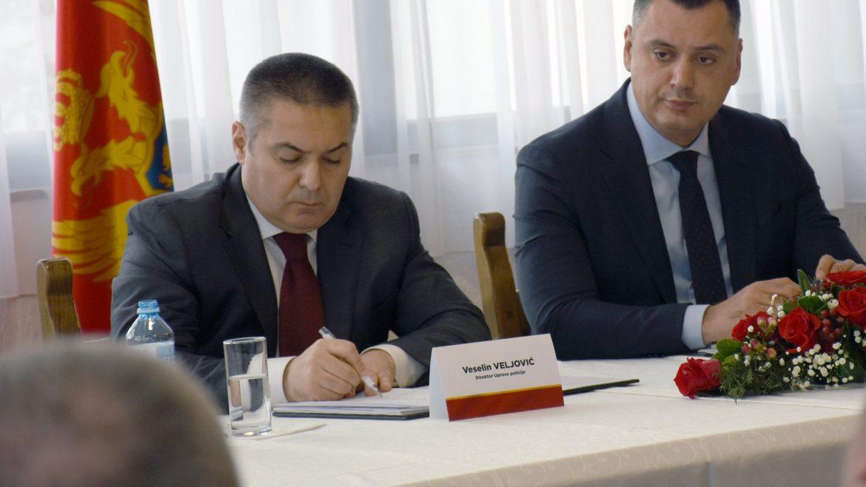 Crna Gora: Veljović neće biti direktor Uprave policije