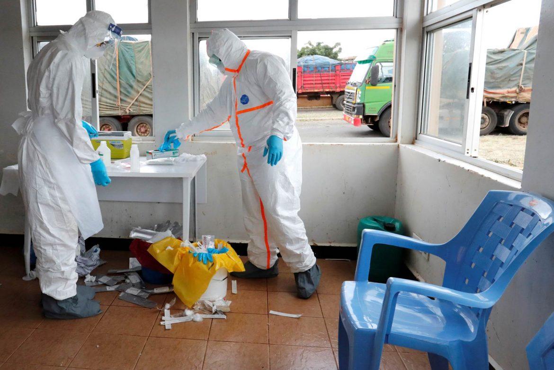 U Južnoj Africi 21 odsto pozitivnih na korona virus