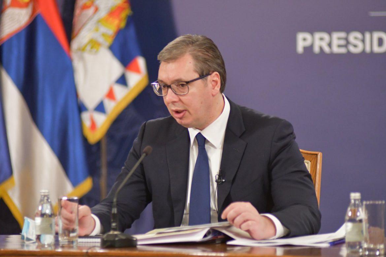 Vučić: U januaru 77.000 vakcina