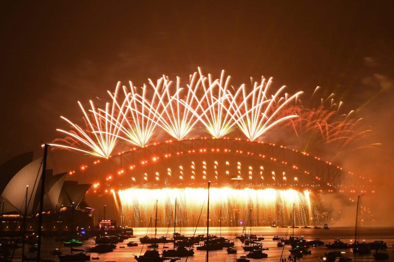 Australija dočekala Novu 2021. godinu