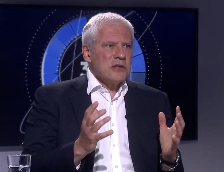 Boris Tadić ponovo hospitalizovan