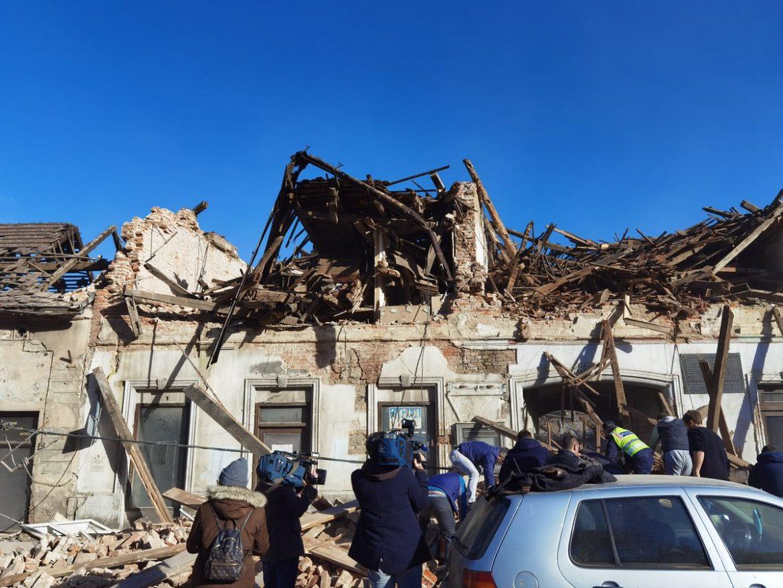 Hrvatska: U zemljotesu poginula devojčica, više povređenih
