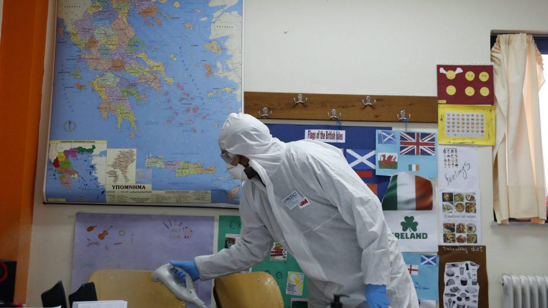 Grčka: Masovno testiranje od 28. decembra