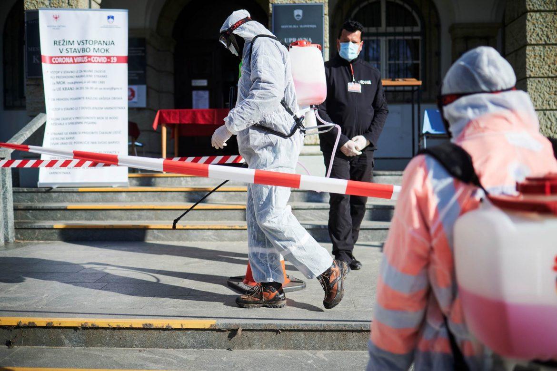Slovenija: Preko hiljadu novozaraženih, 44 osobe preminule