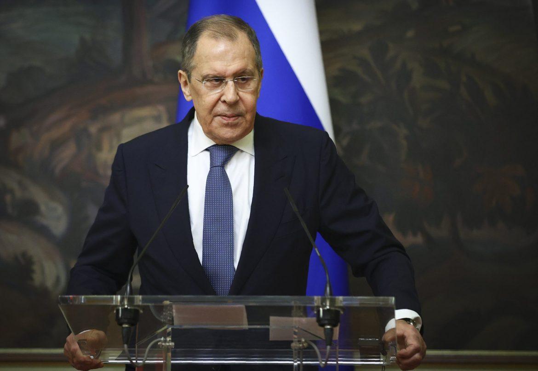 Lavrov stiže u Srbiju 15. decembra
