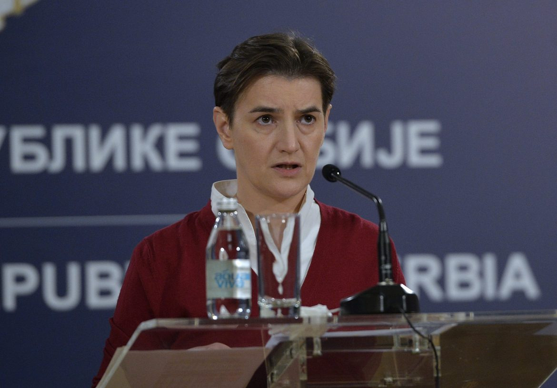 Brnabić čestitala Krivokapiću izbor za premijera Crne Gore