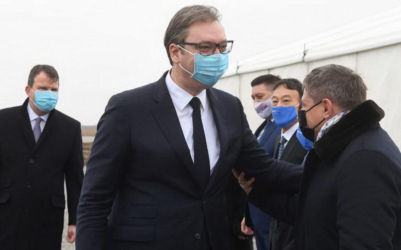 Vučić: U januaru bar četiri vakcine