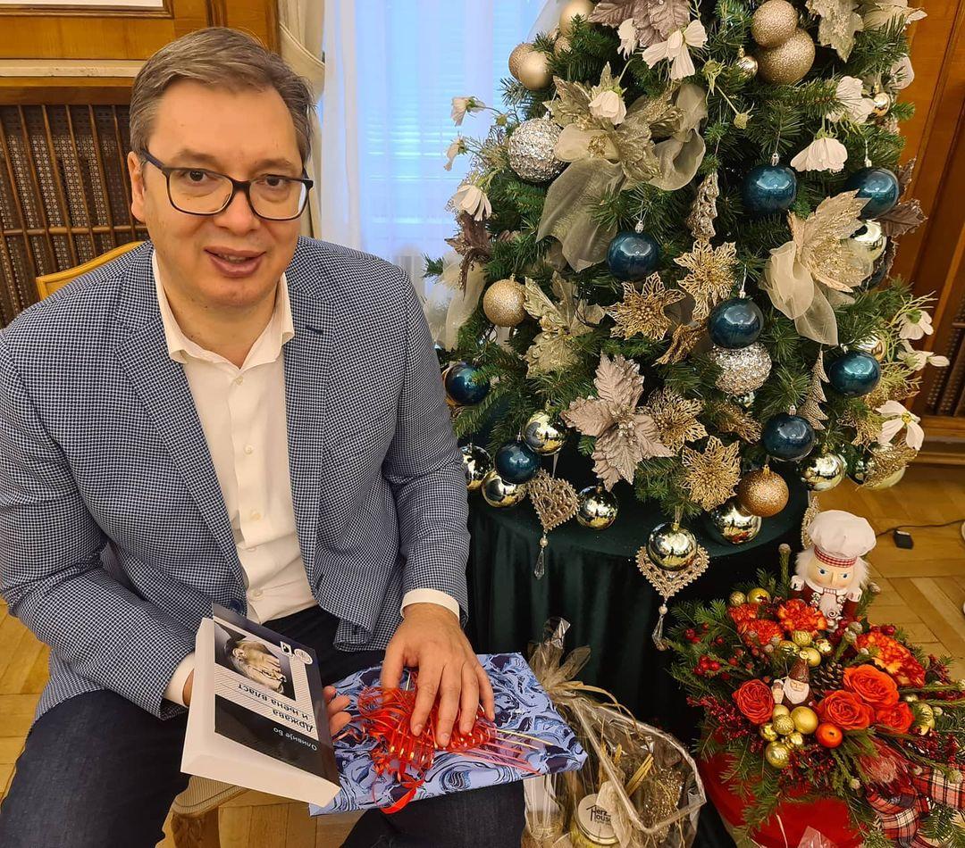 Vučić: Najvažniji poklon – podrška građana
