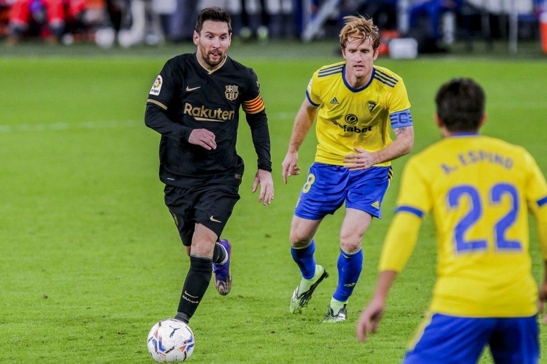 Poraz Barselone
