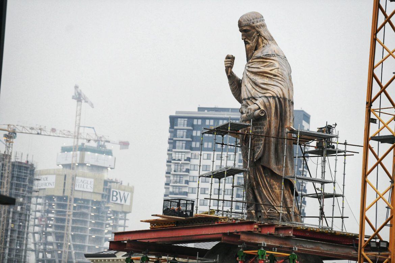N1: Spomenik Stefanu Nemanji koštao bar milijardu dinara