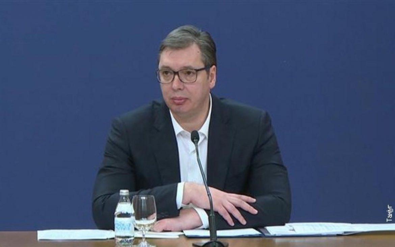 Vučić: Pobedićemo koronu