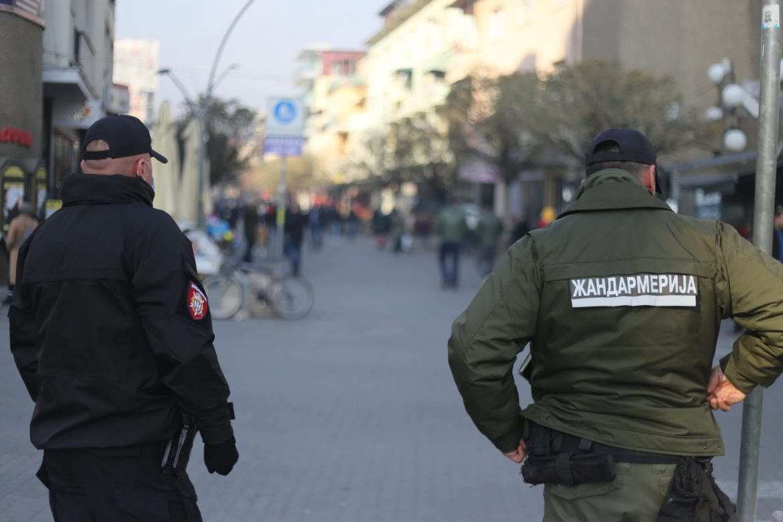 Žandarmerija u Novom Pazaru