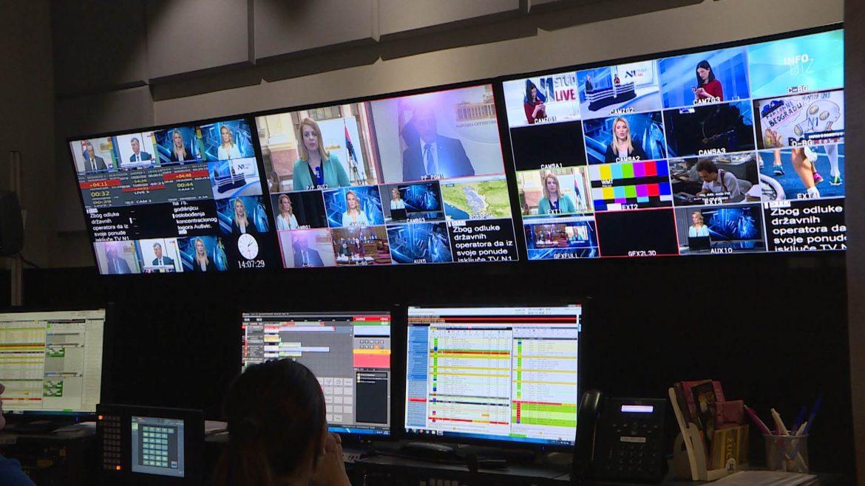 BIRODI: Počinje monitoring TV Dnevnika