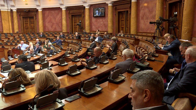 Poslanici usvojili Zakon o budžetu za 2021. godinu