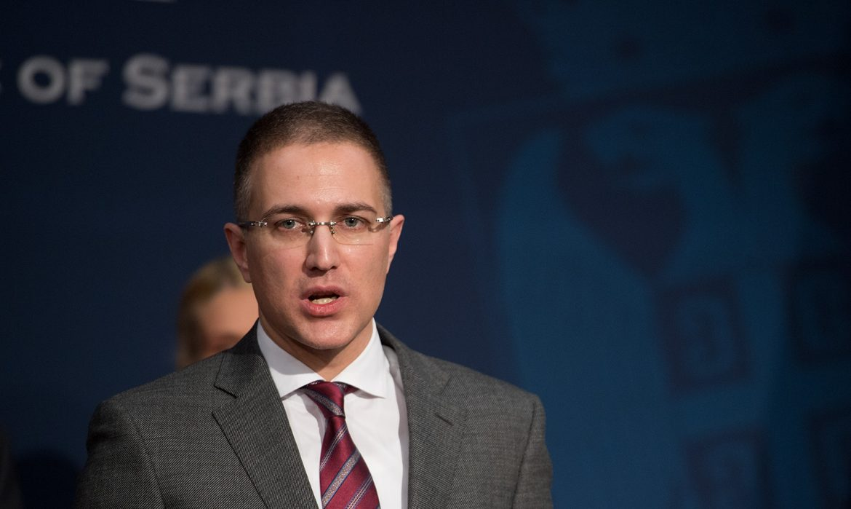 Stefanović: Jedino je Vučić ozbiljno ugrožen