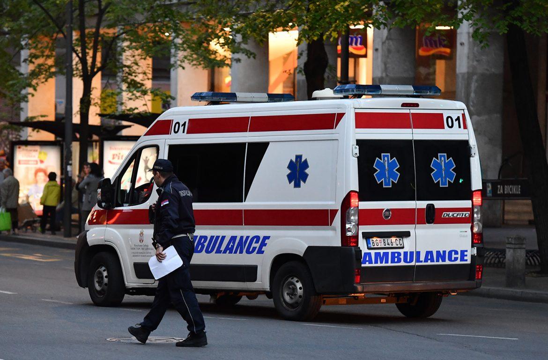 RTS: Jedna osoba poginula u eksploziji u centru Beograda, dve teže povredjene